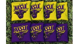 Minnesota State University Cornhole Bags - set of 8