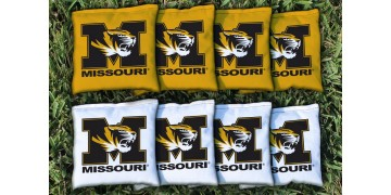 Missouri University of Cornhole Bags - set of 8