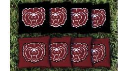 Missouri State University Cornhole Bags - set of 8