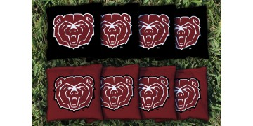 Missouri State University Cornhole Bags - set of 8