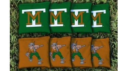 Montana Tech Cornhole Bags - set of 8