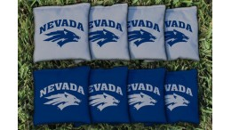 Nevada University of Cornhole Bags - set of 8