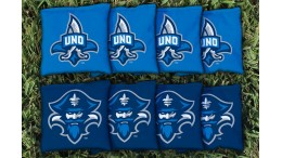 New Orleans University Cornhole Bags - set of 8