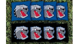 North Carolina Asheville University of Cornhole Bags - set of 8