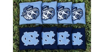 North Carolina University of Cornhole Bags - set of 8