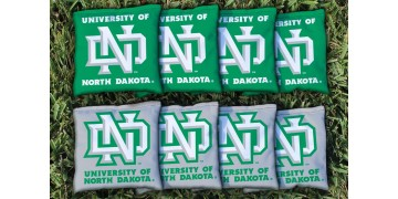 North Dakota University of Cornhole Bags - set of 8