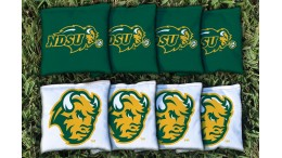 North Dakota State University Cornhole Bags - set of 8