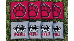 Northern Illinois University Cornhole Bags - set of 8