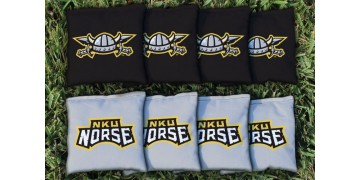 Northern Kentucky University Cornhole Bags - set of 8