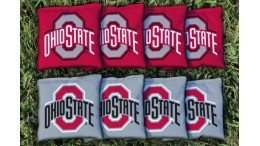 Ohio State University Cornhole Bags - set of 8