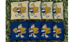 Oral Roberts University Cornhole Bags - set of 8