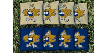 Oral Roberts University Cornhole Bags - set of 8