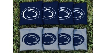 Penn State University Cornhole Bags - set of 8
