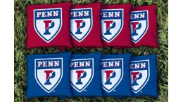 Pennsylvania University of Cornhole Bags - set of 8