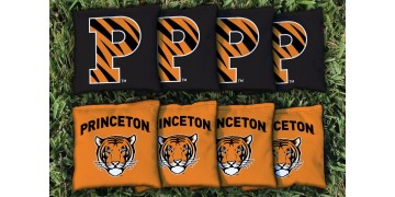 Princeton University Cornhole Bags - set of 8