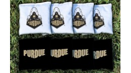 Purdue University Cornhole Bags - set of 8