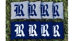 Rice University Cornhole Bags - set of 8