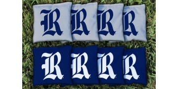 Rice University Cornhole Bags - set of 8