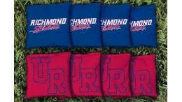 Richmond University of Cornhole Bags - set of 8