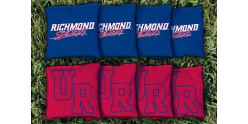 Richmond University of Cornhole Bags - set of 8