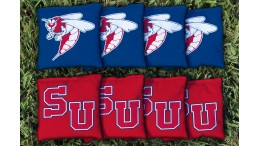 Shenandoah University Cornhole Bags - set of 8