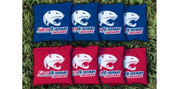 South Alabama University of Cornhole Bags - set of 8