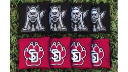 South Dakota University of Cornhole Bags - set of 8