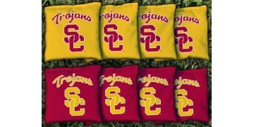 Southern California University of Cornhole Bags - Set of 8