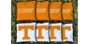 Tennessee University of Cornhole Bags - set of 8