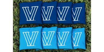 Villanova University Cornhole Bags - set of 8