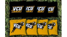 Virginia Commonwealth University Cornhole Bags - set of 8