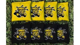 Wichita State University Cornhole Bags - set of 8