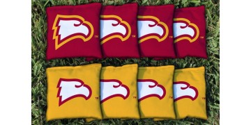 Winthrop University Cornhole Bags - set of 8