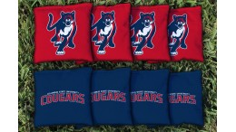 Columbus State University Cornhole Bags - set of 8