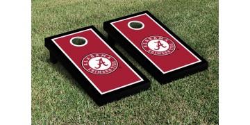 Alabama University of Border Cornhole Boards