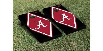 Alabama University of Diamond Cornhole Boards