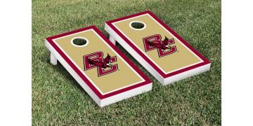 Boston College Border Cornhole Boards