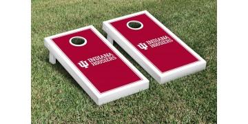 Indiana University Border Cornhole Boards