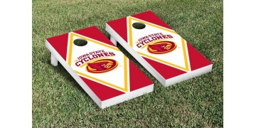 Iowa State University Diamond Cornhole Boards