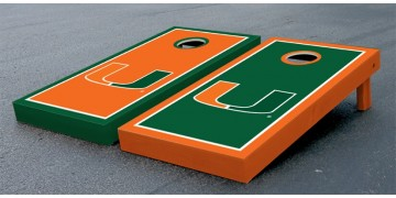 Miami University of Border Cornhole Boards