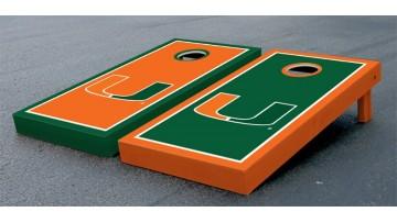 Miami University of Border Cornhole Boards