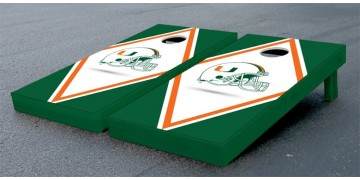 Miami University of Diamond Cornhole Boards