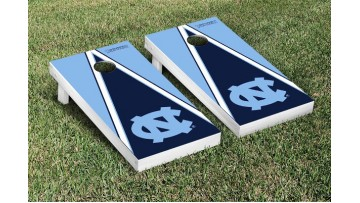 North Carolina University of Triangle Cornhole Boards