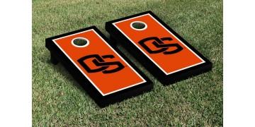 Oregon State University Border Cornhole Boards