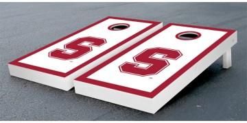 Stanford University Border Cornhole Boards