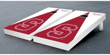 Stanford University Triangle Cornhole Boards