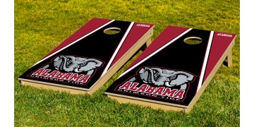Alabama University of Triangle Cornhole Boards