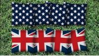Brits & Mericas +$19.99