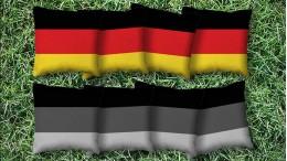 The Deutschlands - 8 Cornhole Bags