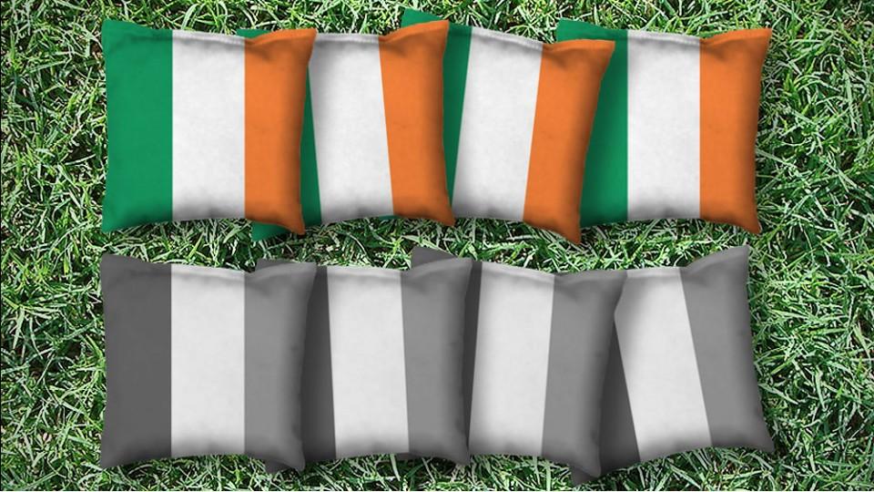 The Irish - 8 Cornhole Bags